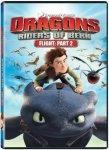 Dragons: Riders Of Berk Volume 2 Disc 2 Dvd