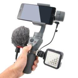 Clip for DJI Osmo Pocket Handheld Gimbal Stabilizer Alelife Expansion 1//4 inch Screw Adapter Bracket