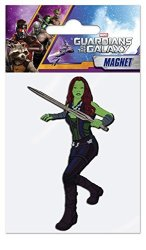 Monogram International Marvel Gamora Soft Touch Pvc Magnet