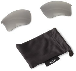 9b1e0769e7 All offers for Oakley Flak Jacket Xlj Polarized Replacement Lenses Black  Iridium One Size