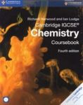 Cambridge Igcse Chemistry Coursebook With Cdrom