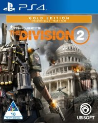 Ubisoft Tom Clancy's The Division 2 - Gold Edition - Early Access On 12  March 2019 PS4 | R1399 00 | Games | PriceCheck SA