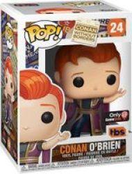 Pop Conan Without Borders: Conan O& 39 Brien Vinyl Figure Armenian Conan
