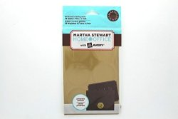 Martha Stewart Home Office Embossed Mailing Seals