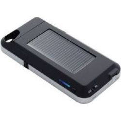 Cooler Master Choiix Fort Solar Battery Shell Case For Apple Iphone 4 1200MAHBLACK