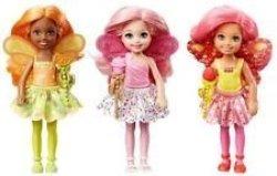 Barbie Chelsea Fairy Asst
