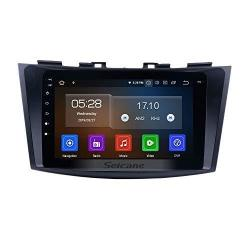 8 Inch Android 9.0 Car DVD Player For Suzuki Swift 2011-2013 With Bluetooth Gps Navigation Wifi Support Dvr Swc 4-CORE 2G+16G