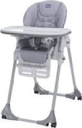 Chicco Polly Easy High Chair Nature