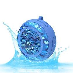 EWarehouse Cyboris IPX7 Waterproof Outdoor Bluetooth Speaker Swimming Pool Floating Portable MINI Speakers Wireless 5W With Micr
