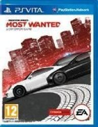 Electronic Arts Need For Speed - Most Wanted 2012 Playstation Vita Game Cartridge