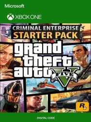 Grand Theft Auto V - Criminal Enterprise Starter Pack Dlc Xbox One Cd Key -  Xbox Live 18 Action | R | Games | PriceCheck SA