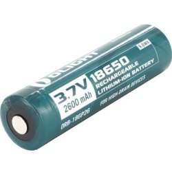 Olight Flashlight Battery - 18650 - 3.7V - 2600MAH