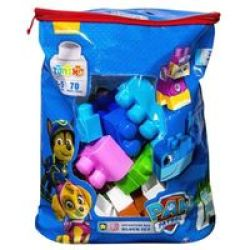 IONIX Junior - Paw Patrol Adventure Bay Block Set