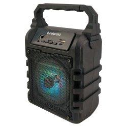 Polaroid Corp. Polaroid PBS086 MINI Bluetooth Speaker Black