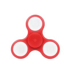 Fidget Spinner LED Red