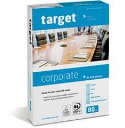 Target Corporate A4 80GSM Paper Ream