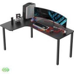 L01L Gaming Desk Left Side Ext