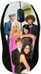 Disney High School Musical Optical USB Mouse
