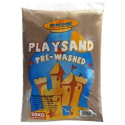 20KG Pre-washed Play Sand