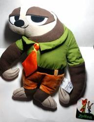 USA Zootopia Flash The Sloth Pillow Plush