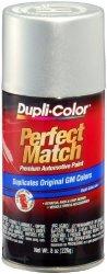 Dupli-Color EBGM05017 Galaxy Silver Metallic General Motors Exact-match Automotive Paint - 8 Oz. Aerosol