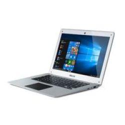 Mecer Xpression Z140C+W 14 Atom Notebook - Intel Atom X5-Z8350 32GB SSD 2GB RAM Windows 10
