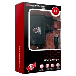 SWISS - 1AMP Lightning Wall Charger Mobile