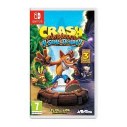 Nintendo Crash Bandicoot N. Sane Trilogy Siwtch