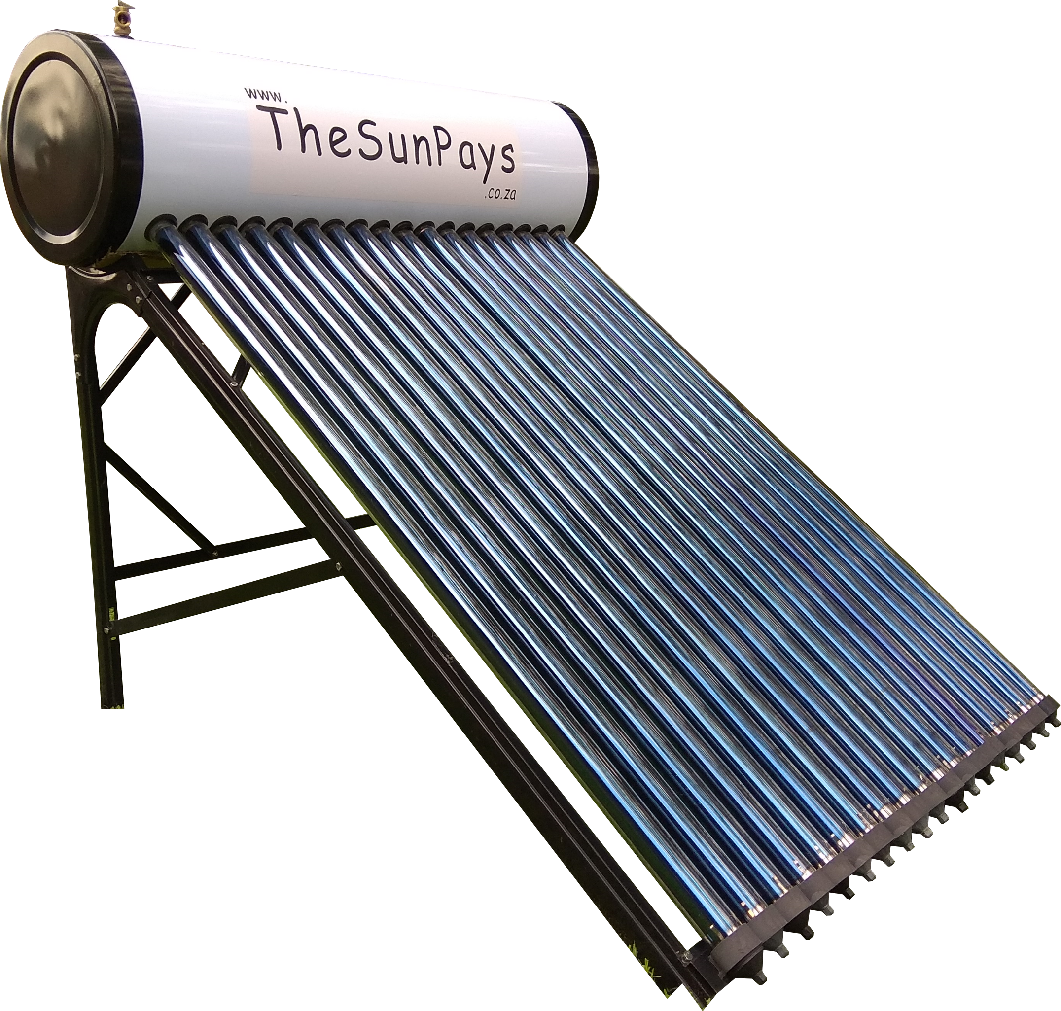Low Pressure 200l Solar Geyser With Auxiliary Tank Prices
