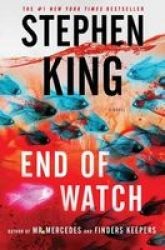 End Of Watch Hardcover