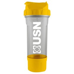 USN - Shaker 650ML Yellow