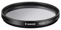 Canon Filter - Ultraviolet Filter - 43 Mm Attachment