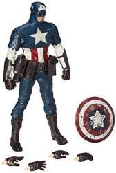 Three A Marvel X 3A: Captain America 1:6 Scale Figure