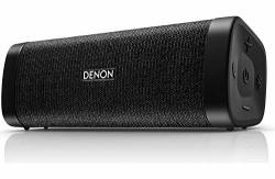 Denon DSB-150BT Envaya Portable Bluetooth 7.4 Speaker Black - Lightweight Waterproof & Dustproof Up To 11 Hours Of Battery Life