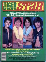 Tiger Beat Star Magazine July 1979- Erik Estrada- Tony Danza- John Schneider
