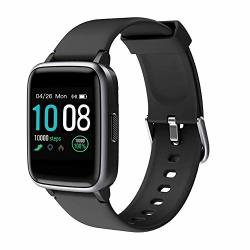 2019 New Smart Watch For Android Ios Phones Activity Fitness Tracker Health Exercise Smartwatch Pedometer Heart Rate Sleep Monitor IP68 Waterproof Compatible With Samsung