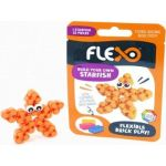 Flexo Ocean Life Series - Starfish 32 Pieces Supplied Colour May Vary