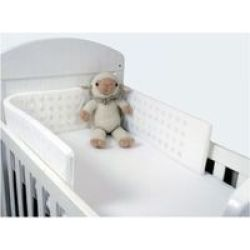 Snuggletime Easy Breather Cot Bumper Inner