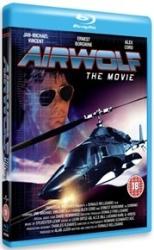The Airwolf Movie Import Blu-ray