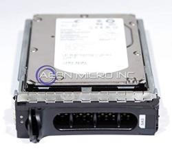 Dell 0YP778 300GB 15000 Rpm Sas 3GB S 3.5 Inch Hard Drive With Tray.