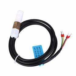 Humidity Measurement Sensor Digital Temperature Humidity Sensor Copper Plastic Housing High Accuracy For Soil FS400-SHT3X SHT31