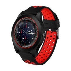 Bakeey TF8 Round HD Screen Wristband Browser 32G Tf Card Extend Music Player Watch Phone