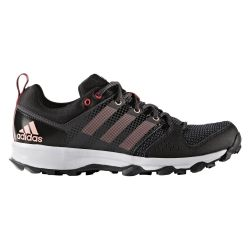 Adidas Size 8 Galaxy Trail Womens Running Shoes in Black