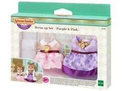 Dress Up Set Purple And Pink