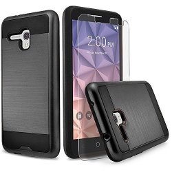 competitive price dc8b5 2243e Circle Alcatel Onetouch Fierce XL Case Alcatel Flint Case Alcatel Pixi  Glory 4G LTE Case Malls 2 Pieces Hybird Shockproof Phone | R870.00 |  Cellphone ...