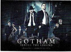 2016 Cryptozoic Gotham Season 1 Before The Legend Trading Cards Complete MINI Master Set 72 Card Base Set With 3 Insert Sets
