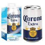 Corona Bluetooth Can Speaker- Wireless Audio Sound Stereo Beer Can Bluetooth Corona Music Player Portable Travel Stereo Speaker.