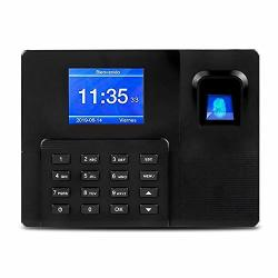 2.8 Inch Lcd Color Screen Fingerprint Attendance Machine Employee Attendance Recorder Us