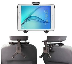 Portable In Car Headrest Back Seat Black Expandable Firm Grip Mount Cradle For The Dbpower Portable Dvd-player 9.5 Inch Display Sd-kartenslot Mit USB Controller