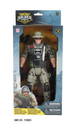 Rifleman Figure Set